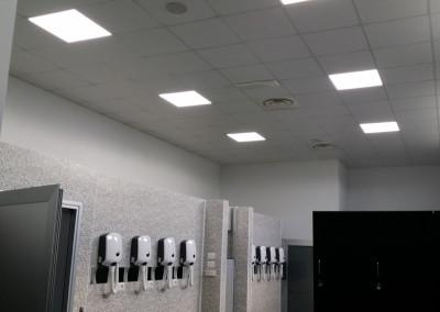 Illuminazione a LED di Tecno Sapri Service